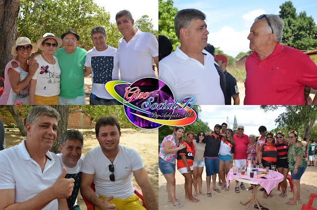 Deputado Marinaldo Rosendo visitou nesta segunda feira de Carnaval  de Buíque no sertão do estado e anunciou que vai destinar 2 milhões de reais para o município