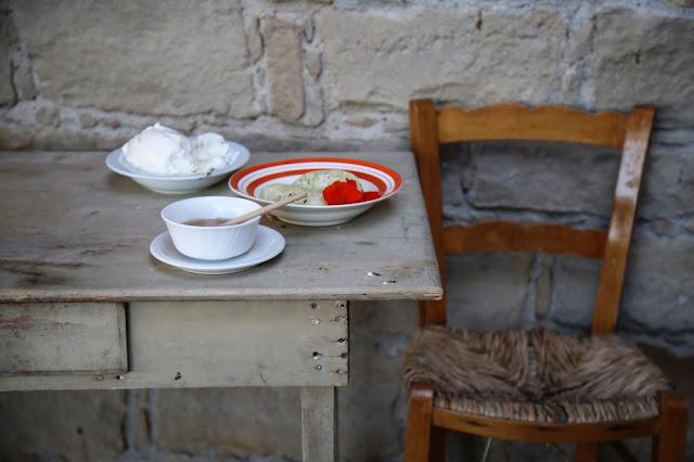 yoghurt, honey, halloumi,, Cyprus pic: Kerstin Rodgers/msmarmitelover.com