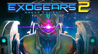 Exogears 2: Arena combat Mod Apk Download