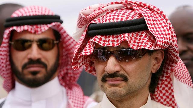 """""""Redada"""" en palacio: Arabia Saudita arresta a 10 príncipes, 4 ministros y a un multimillonario"""