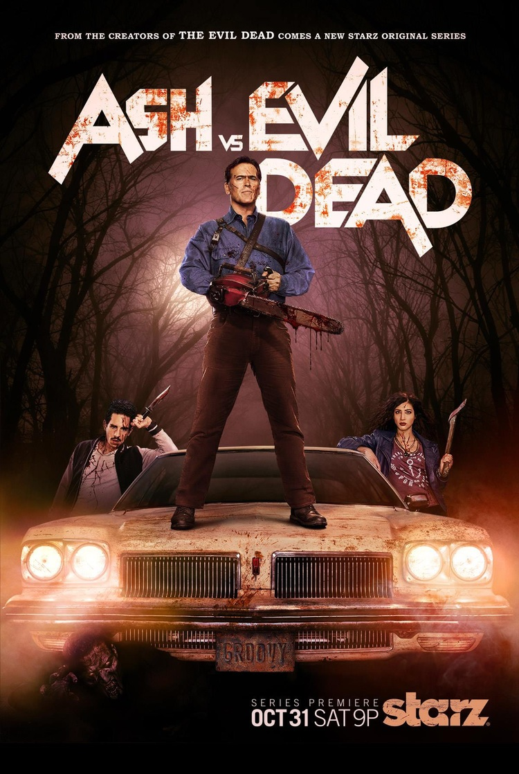 Ash vs Evil Dead (TV Series 2015)