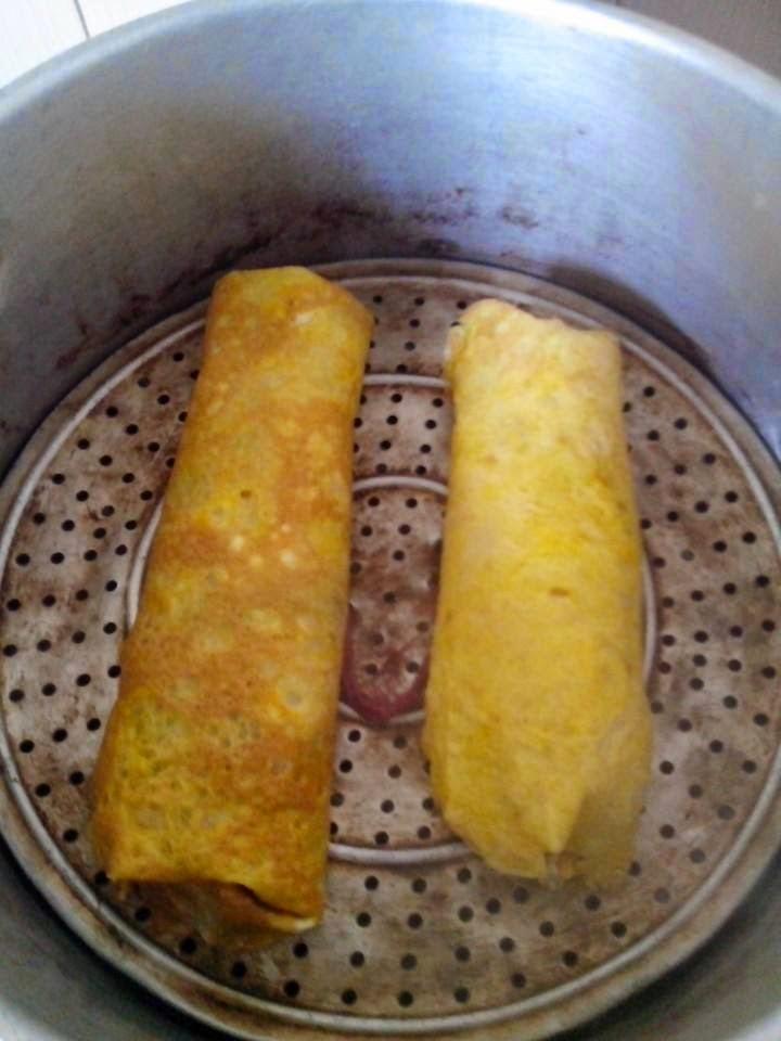 Cara Membuat Rolade Ayam : membuat, rolade, Resep, Rolade, Wortel, Sederhana, Bergizi
