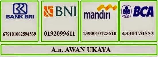 Image Rekening Bank Denature Indonesia