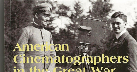 Review American Cinematographers in the Great War