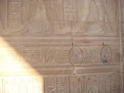 Tapınaklarda resmedilen doğum sahnesi