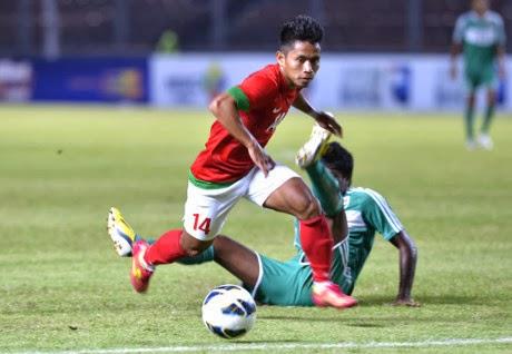 Kalahkan Maladewa 2-1 Indonesia Juara MNC Cup 2013 | Zona Info