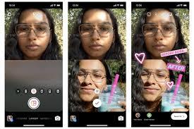 cara menggunakan tata letak di instagram stories