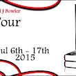 Justified Lunacy: Book Tour: Spinner Tour