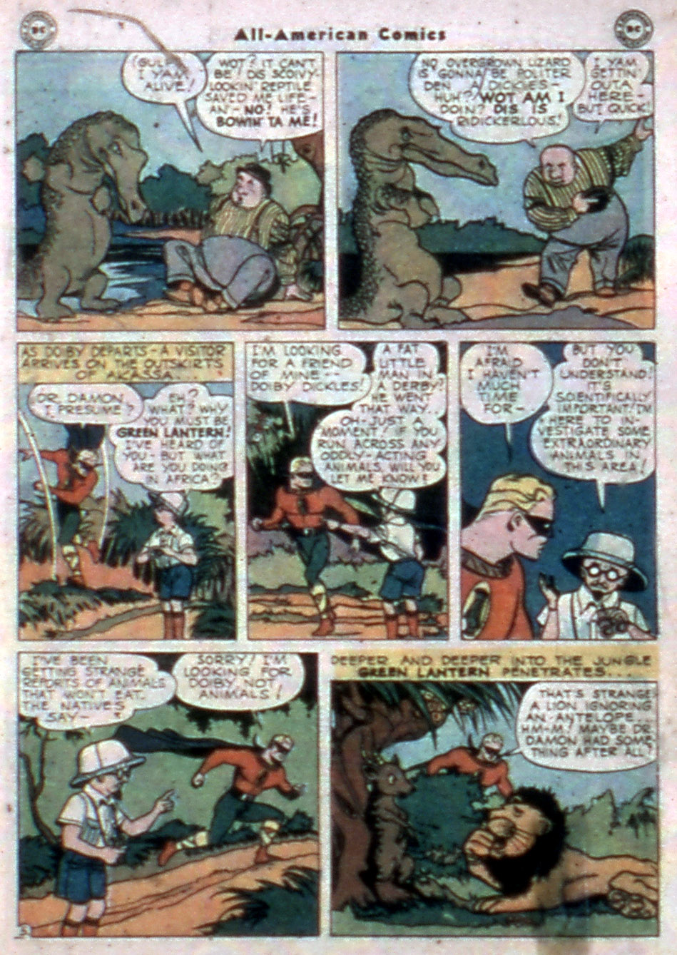 Read online All-American Comics (1939) comic -  Issue #77 - 7