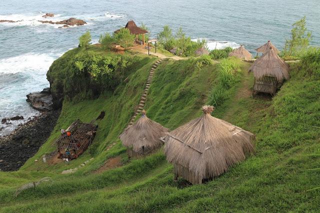 Menganti, Tempat Tetirah Terindah di Kebumen Selatan