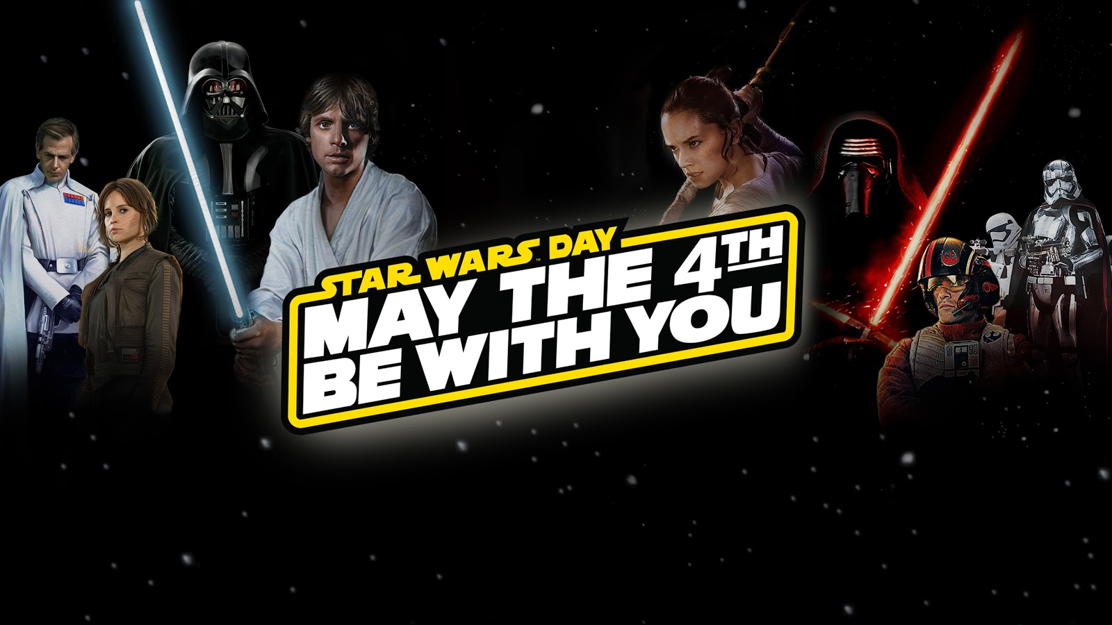 Google Japan Blog May The Fourth Be With You フォースと共にあら