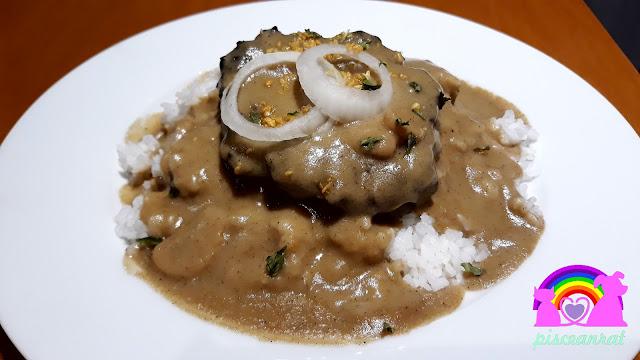 teaspoon cafe salisbury steak