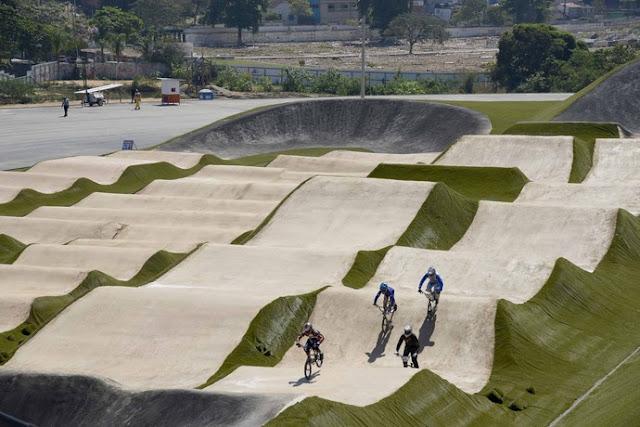 Parque Radical de Deodoro - BMX