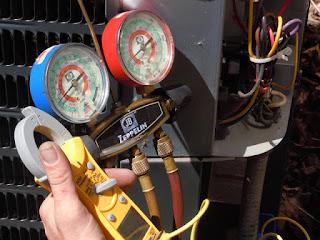 Phân biệt các loại gas điều hòa R22, R410A, R32