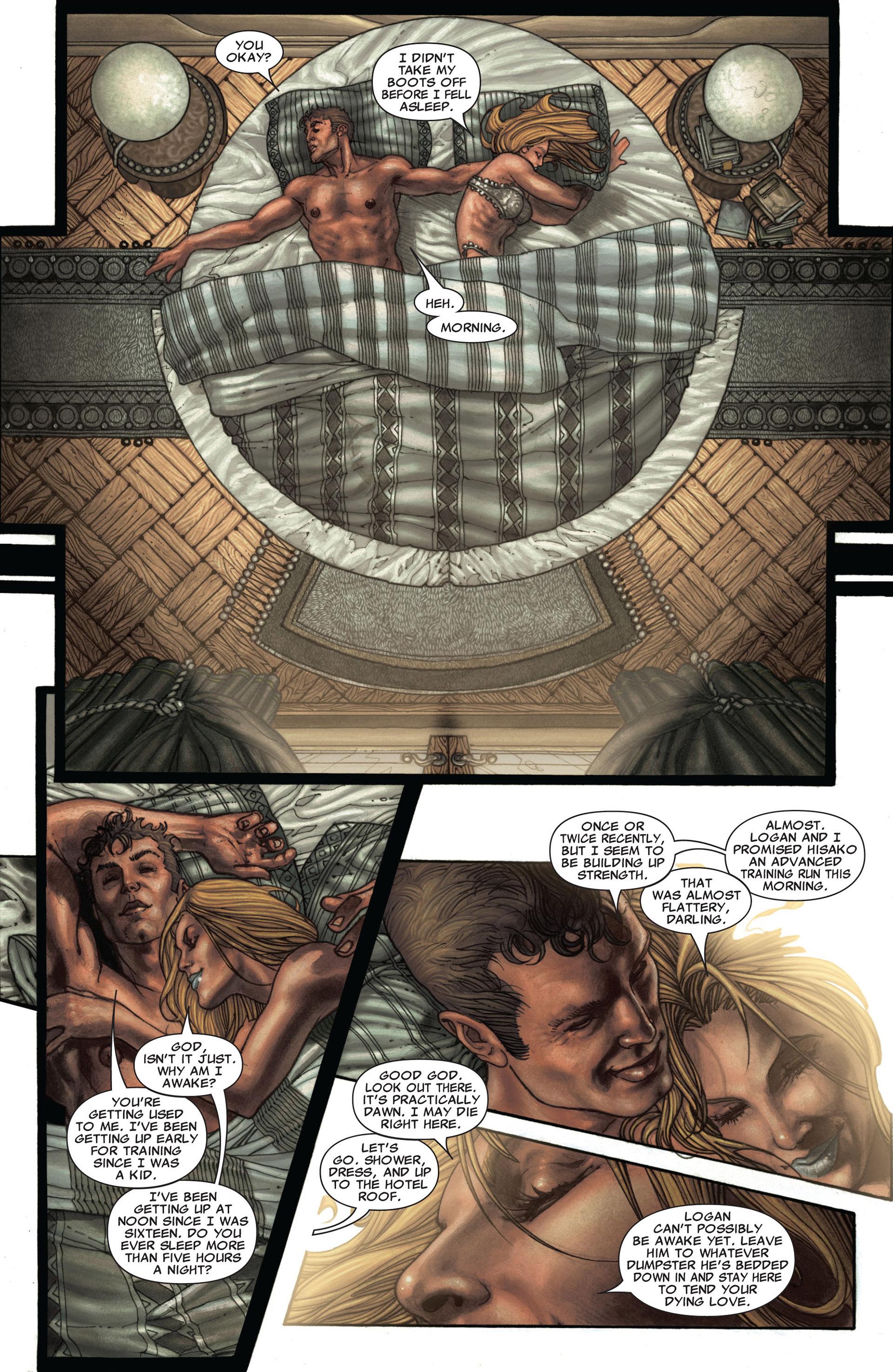 Read online Astonishing X-Men (2004) comic -  Issue #25 - 6
