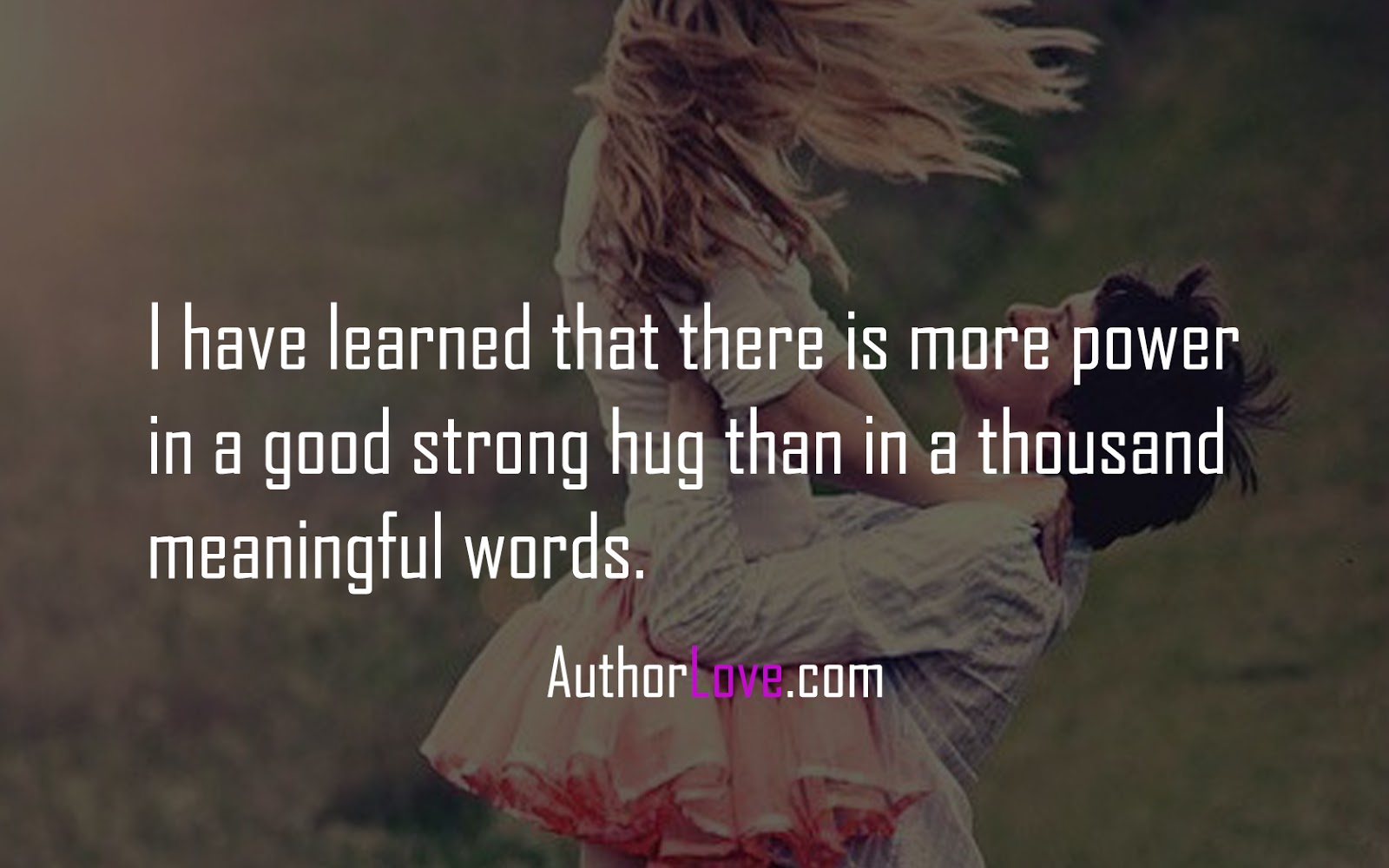 Meaningful Quotes About Love I Have Learned That There Is More Power In  Love Quotes  Author Love