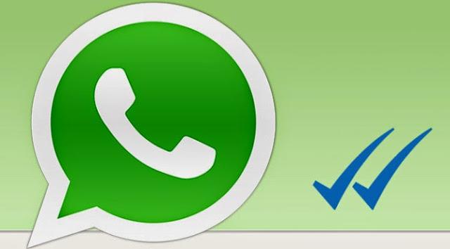 حل مشكلة مشاهدة الرسائل في تطبيق الواتس أب أو مشكلة العلامة الزرقاء
