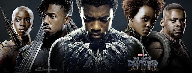 Black Panther se tornou o primeiro filme de super-herói a ser indicado ao Oscar