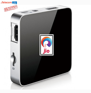 Reliance Jio Settop Box image