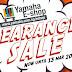 Till 13 March 2016 Yamaha E-shop Clearance Sale