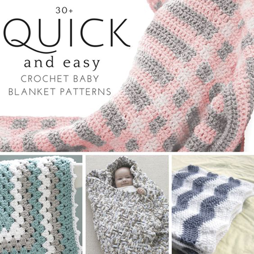 Beautiful Skills Crochet Knitting Quilting 30 Quick And Easy