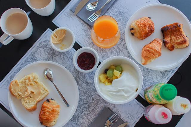 okko hotel breakfast