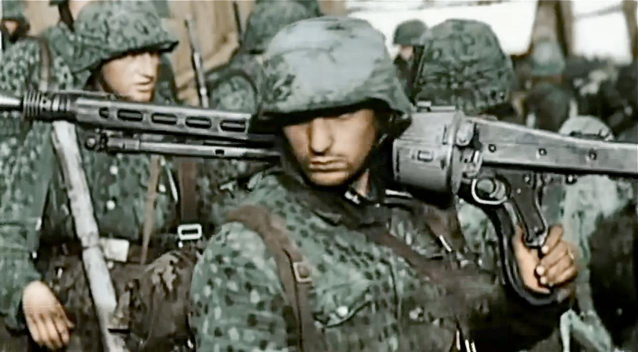 Maschinegewehr 42 Wallpaper: The Splendor Of Militaria And Weaponry..