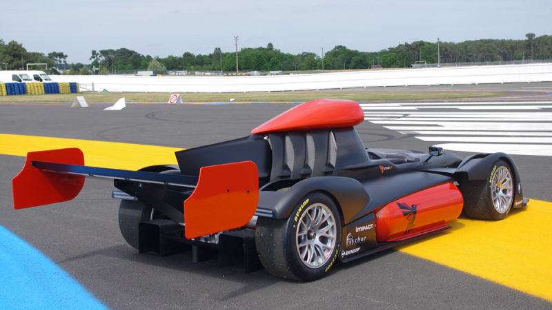 The most bizarre Racing cars in the World