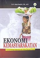 EKONOMI KEMASYARAKATAN Visi & Strategi Pemberdayaan Sektor Ekonomi Lemah