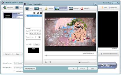 تنزيل gilisoft video converter free