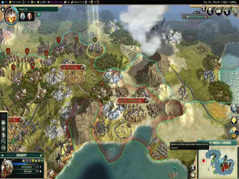civilization v game download free for pc full version