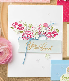 6 Stampin' Up! Forever Lovely Project Ideas + Video ~ 2019 Occasions Catalog