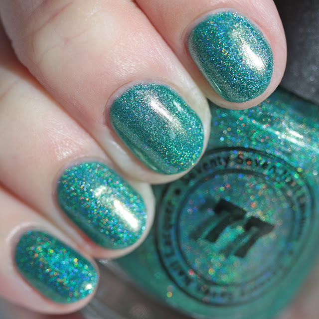 Seventy-Seven Nail Lacquer One Step Closer