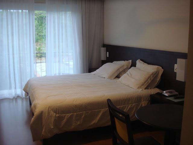 Quarto do Hotel Pousada Querência, Gramado RS