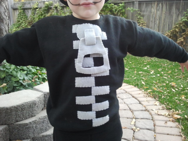 For Halloween my son wanted to be a Sack Boy from the hit video game  Little Big Planet . Despite the fact he didnu0027t want to wear any makeup or a mask ... & Little Sack Boy Costume
