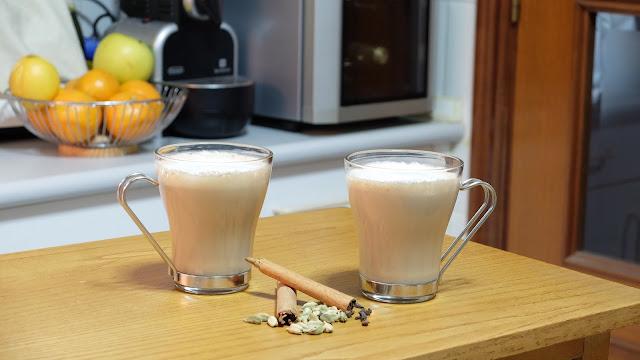 cafe latte de spéculoos