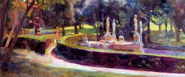 José Benlliure Ortiz, Paisajistas españoles, Paisajes de José Benlliure, Pinto Español, Pintores españoles, Pintores Valencianos, Pintor José Benlliure
