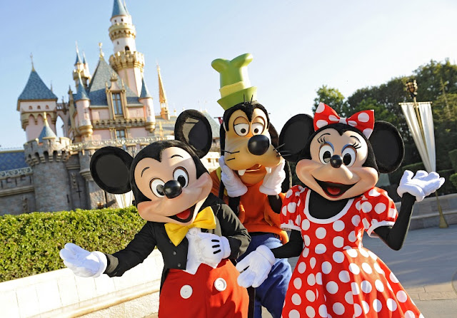 Disneyland em Los Angeles