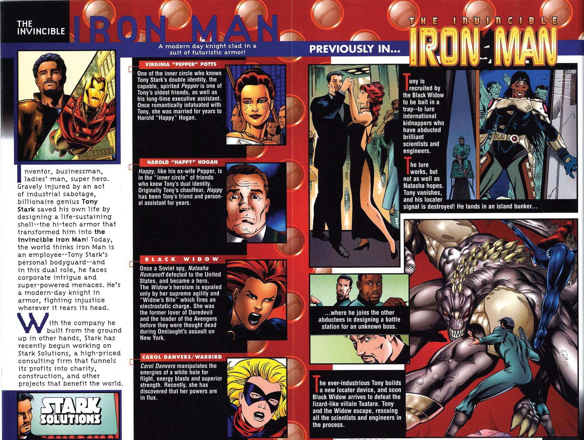 Iron Man (1998) 7 Page 2