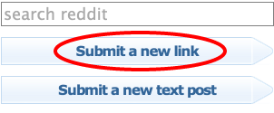 submit link to reddit