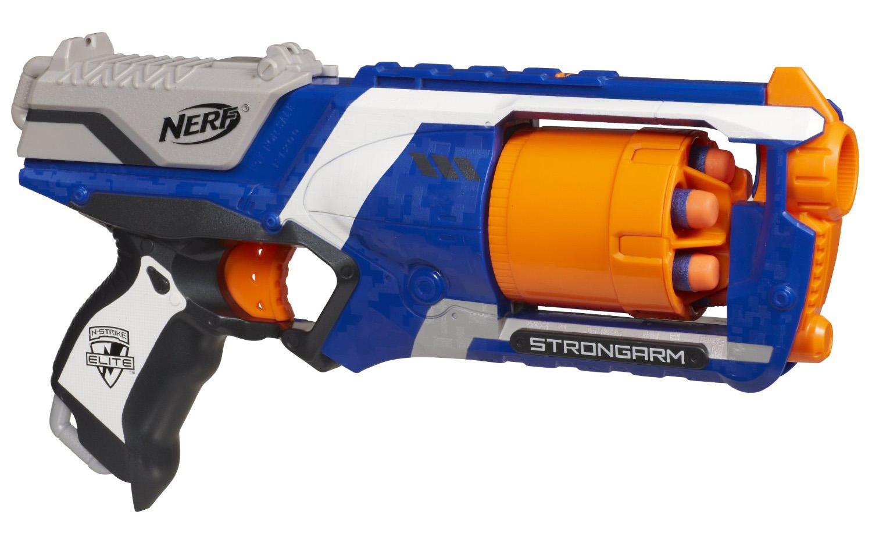 New Nanite Systems Six Shooter Style Gun Planetside