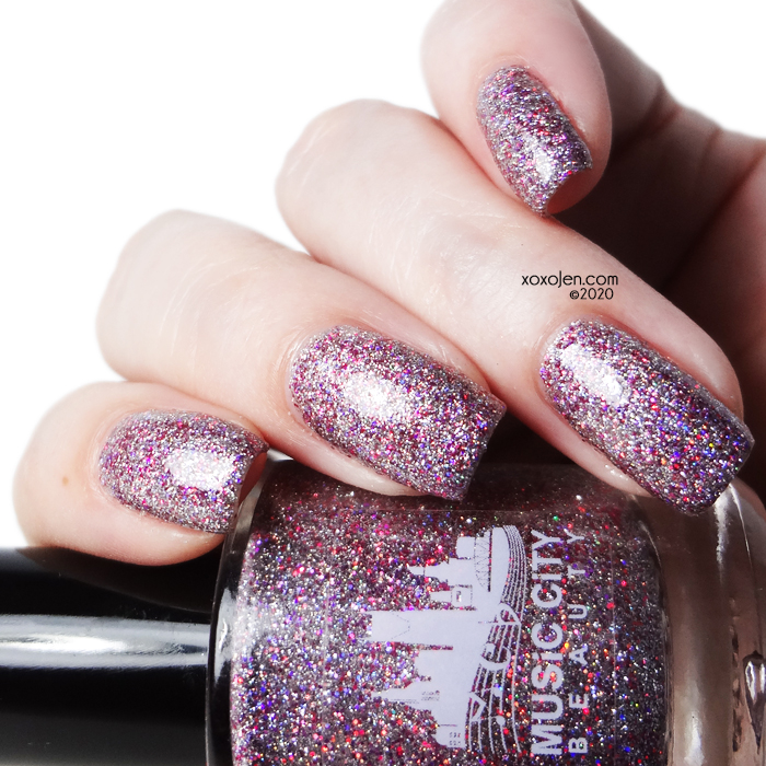 xoxoJen's swatch of Music City Beauty Perfect