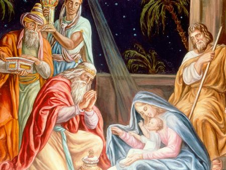 Epiphany - The Three Kings Day Festival