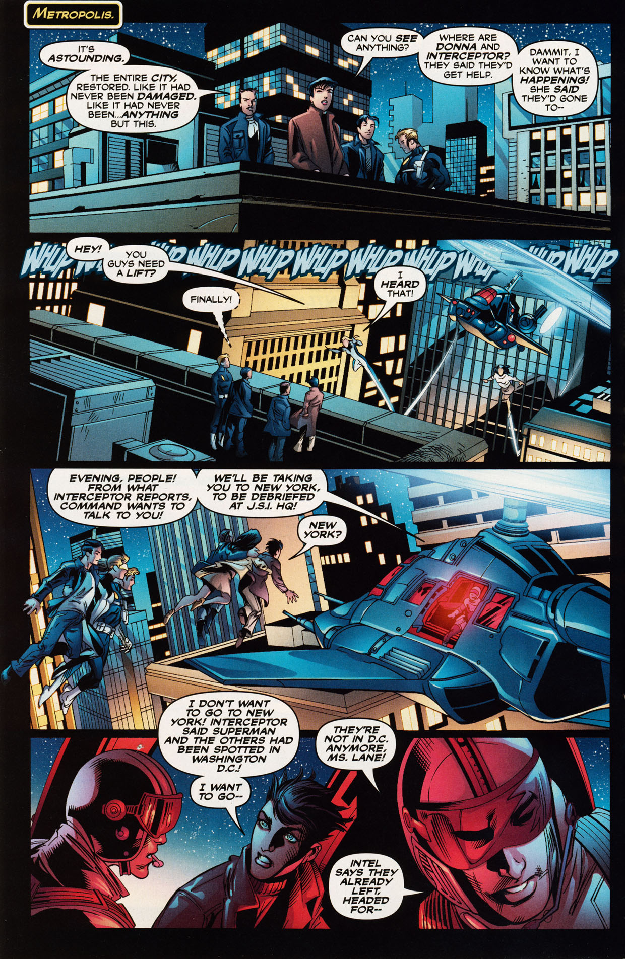 Read online Trinity (2008) comic -  Issue #42 - 5