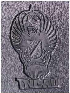 Gambar Logo Emboss Jaket Kulit TNI AD