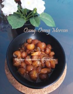 Hmmm Nusantara tercinta memang mempunyai segudang kuliner Resep Oseng-Oseng Mercon Manteppppp Tenan!