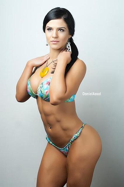 Eva Andressa Vieira - Female Fitness