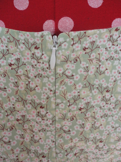 Lilou dress - Tilly and the Buttons - Love at First Stitch
