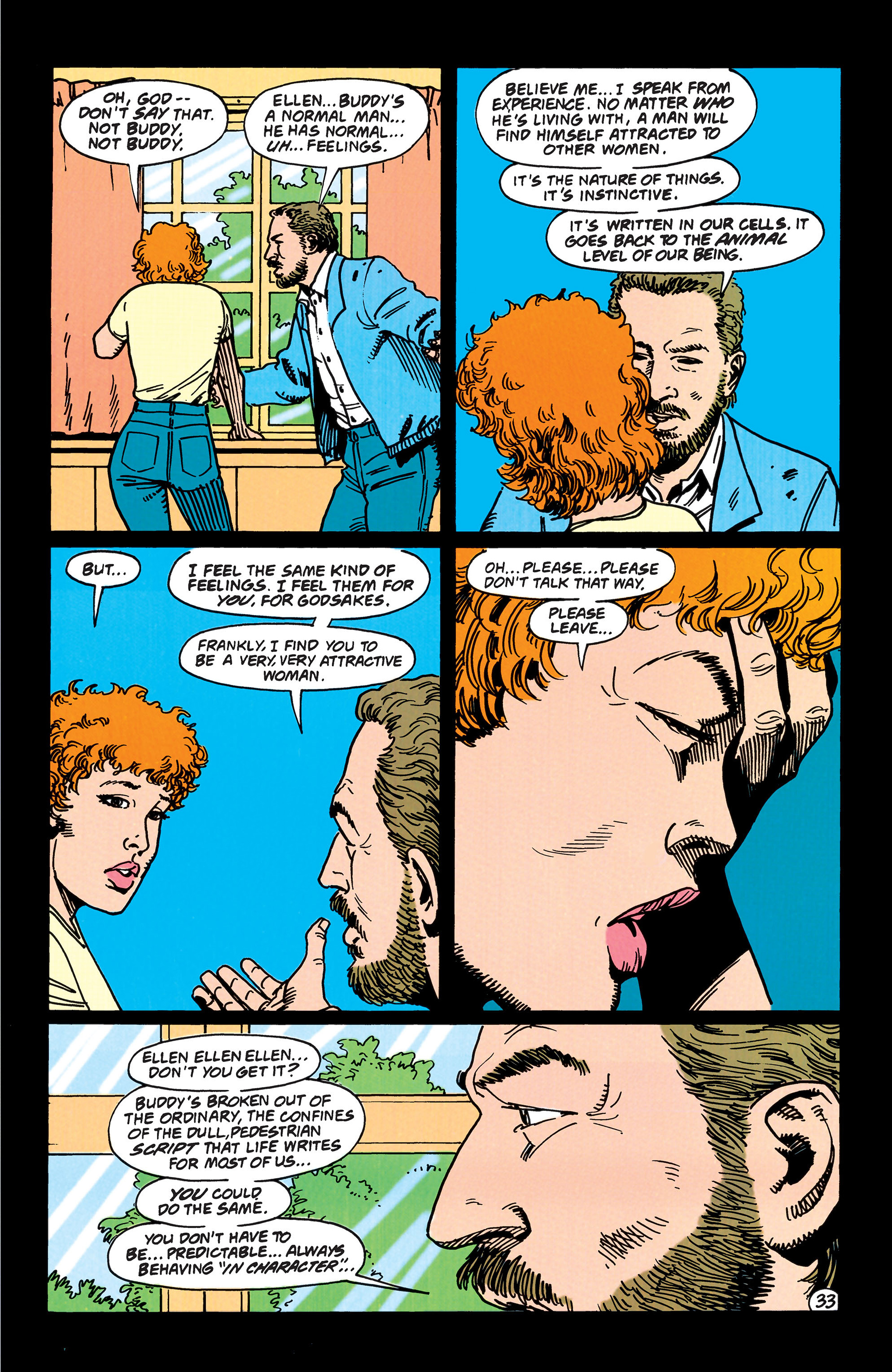 Read online Animal Man (1988) comic -  Issue #50 - 33