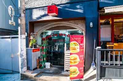 【食記】 白鐘元的胡同餐館-梨大篇 ~ P。U。R。E